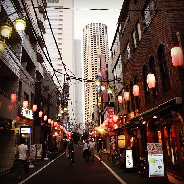 東京中目黒20150710-1 #STREET #JAPAN