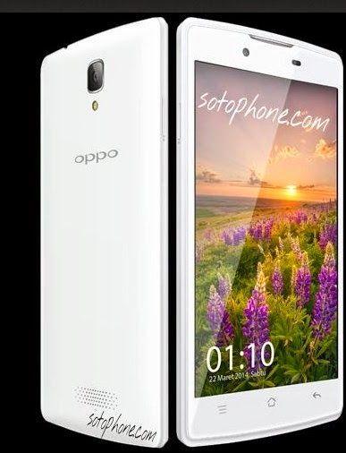 Gedget handphone update: Oppo Neo