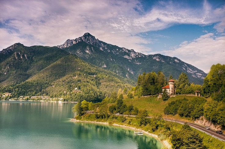 Ledro Lake: this relatively unknown Lake in northern Italy gives a nice and relaxing atmosphere to all campers that dare visit the Ledro Valley.    One of the parts of Trentino - Alto Adige I suggest you to visit if you happen to be in northern Italy.    Also on #500px  and I'd be happy to have your votes if you like what you see!    http://500px.com/photo/12868887    Thank You all wonderful photographers of Pinterest!!!    S.