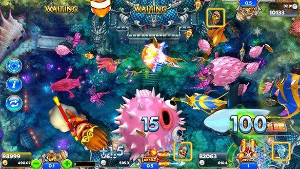 เกมยิงปลา ฝาก 200 กำไร 3,000 ทำได้ที่แอพ Joker !! | โจ๊กเกอร์, เกม,  สล็อตแมชชีน