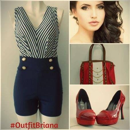 #outfit #briana #mexico #marinero #ropa #fashion