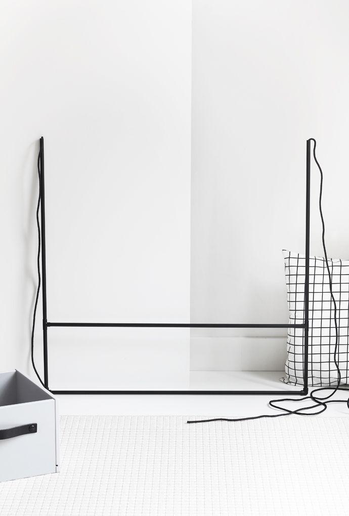 DIY clothing rail | MyDubio
