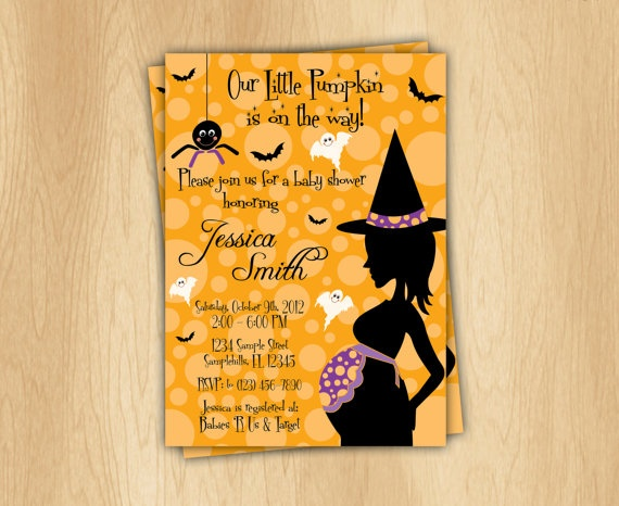 143 best halloween baby shower invitations images on pinterest halloween baby shower invitation digital by creativestardesigns 800 filmwisefo Image collections