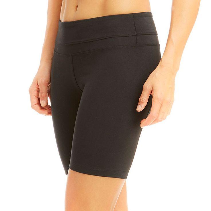 Women's Marika Ellie Performance Bike Shorts, Size: Medium, Black