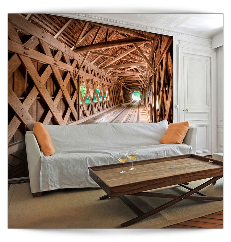 VLIES FOTOTAPETE 3D Holz Tunnel TAPETE TAPETEN Schlafzimmer WANDBILD XL FOB0110 | Heimwerker, Farben, Tapeten & Zubehör, Tapeten & Zubehör | eBay!