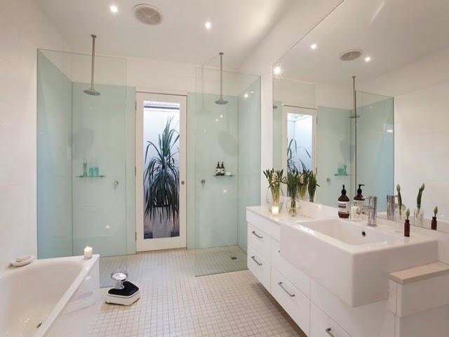 Lovely Weatherboard Home Glen Iris Victoria Modern Bathroom DesignBathroom Interior