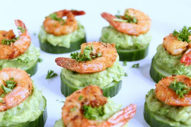 Amuse bouche! | Party snack food, Best avocado recipes