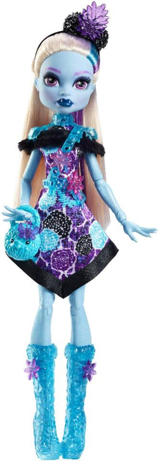 Monster High Party Abbey Bominable Booquets Fashion Doll