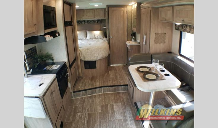 New 2018 Forest River RV Sunseeker 2290S Chevy Motor Home Class C at Wilkins RV | Churchville, NY | #32901