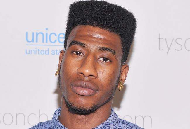 Iman Shumpert High Top Fade Men S Hair Pinterest