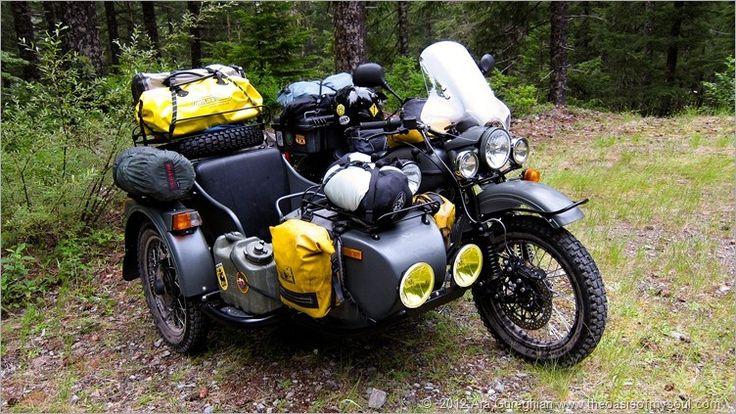 terra explorer ara got an upgrade ural motorcycles pinterest rigs girls and offroad. Black Bedroom Furniture Sets. Home Design Ideas