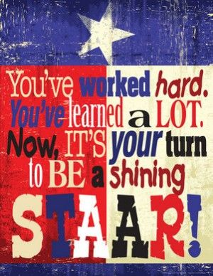 motivational quotes for the staar test quotesgram
