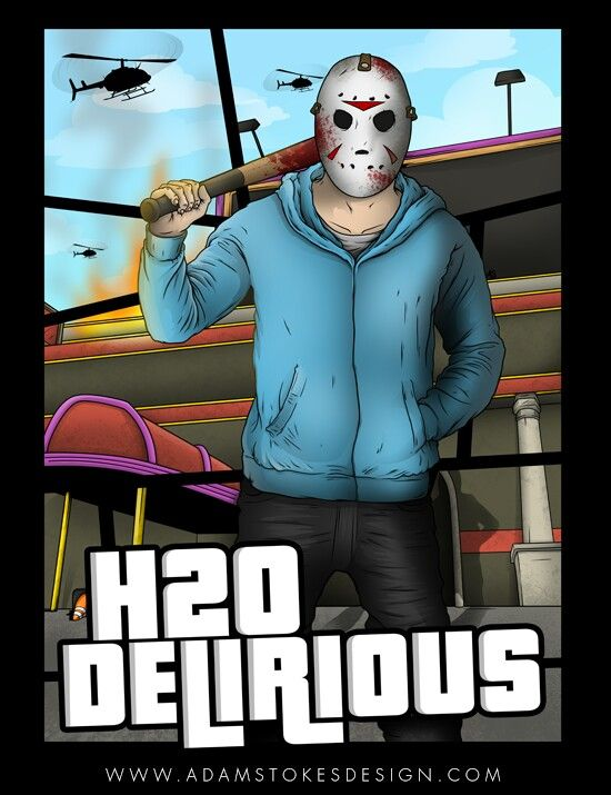 H20 Delirious Face Gta 5 Youtube
