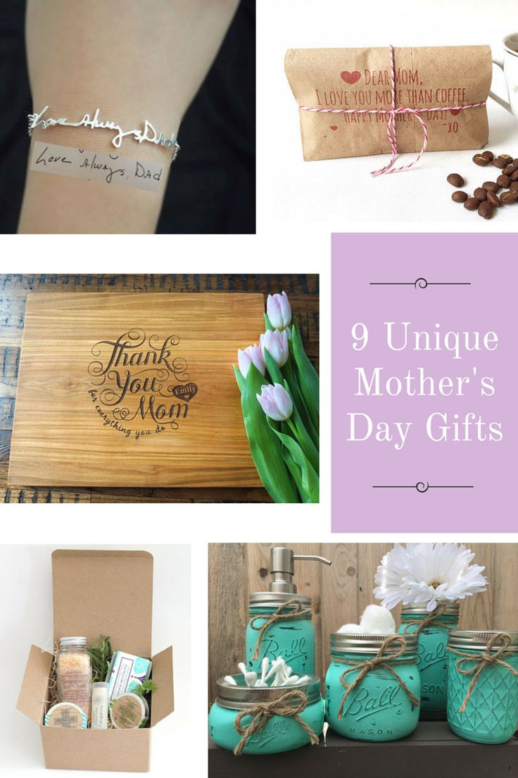 Best 25  Unique Mothers Day Gifts ideas on Pinterest  Cheap mothers day gifts, Photo tile