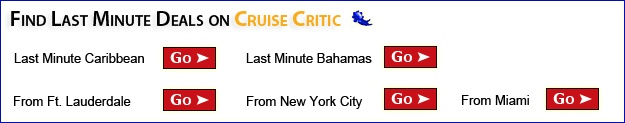 Last-Minute Cruising: 9 Tips for Getting a Deal - Cruises - Cruise Critic
