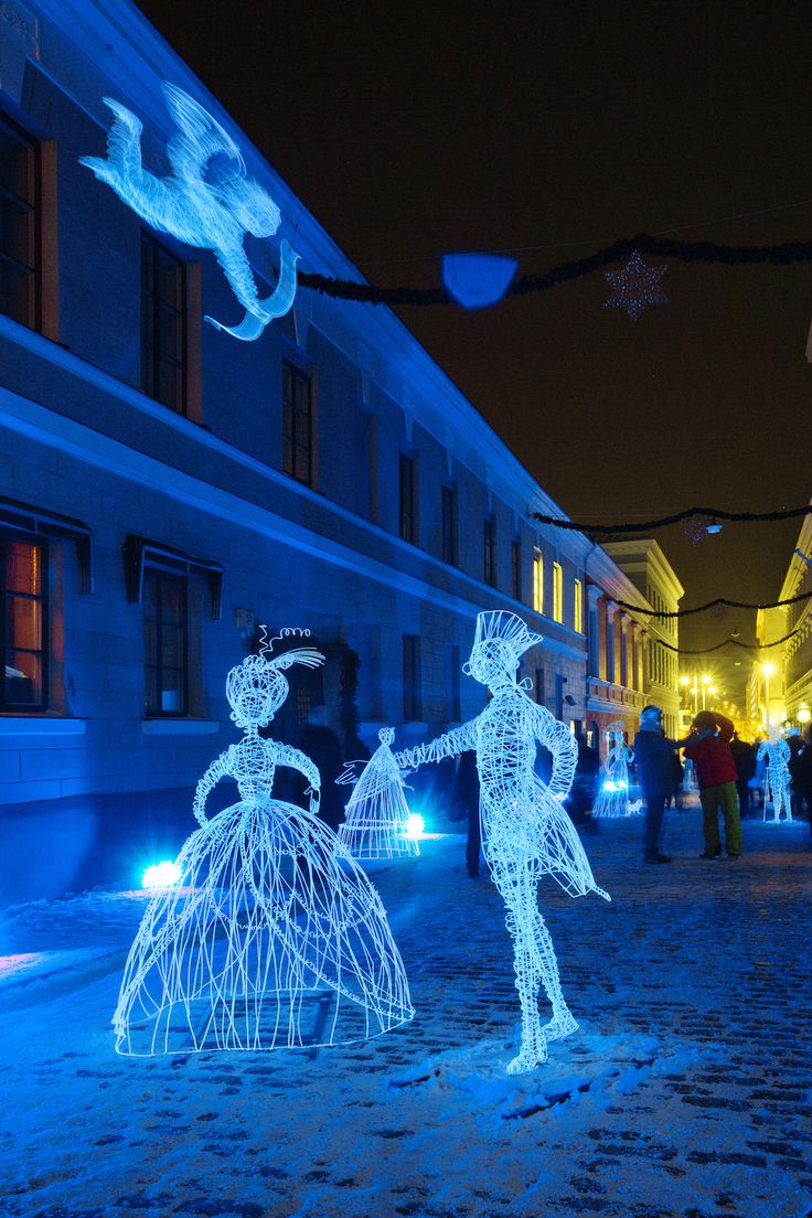 The Light Festival Lux Helsinki will offer inspiring light artworks and a festival atmosphere already for the eighth time from Wednesday 6 January to Sunday 10 January 2016. 18 installations can be found along the following route: Kaivokatu, Yliopistonkatu, Senate Square, Sofiankatu, Esplanade Park, Bulevardi and Annankatu. Free admission.