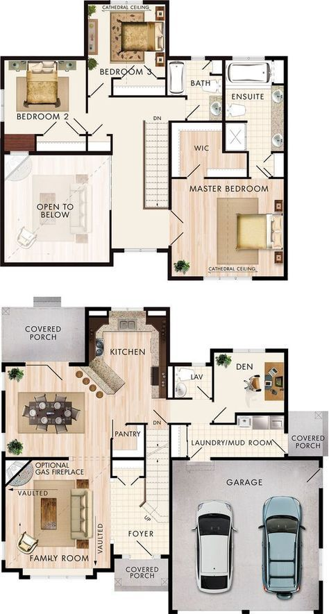 Cranbrook Floor Plan by beaverhomesandcottages – #beaverhomesandcottages #Cranbr…  # Kochen