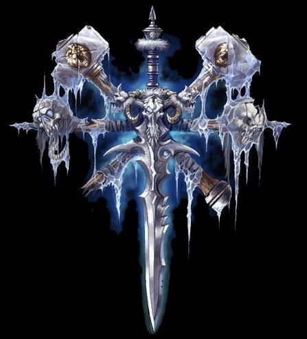 """Scourge: """"Icon of the Lich King"""""""