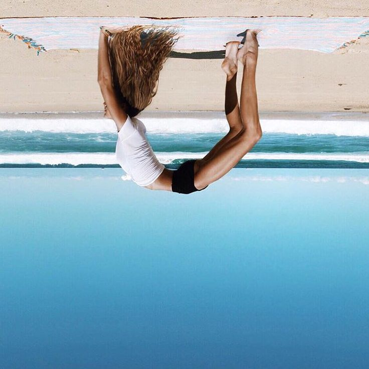 Upside down fun via sjanaelise