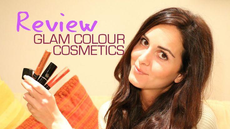 Review Glam Colour Cosmetics  BIO VEGAN SHOP