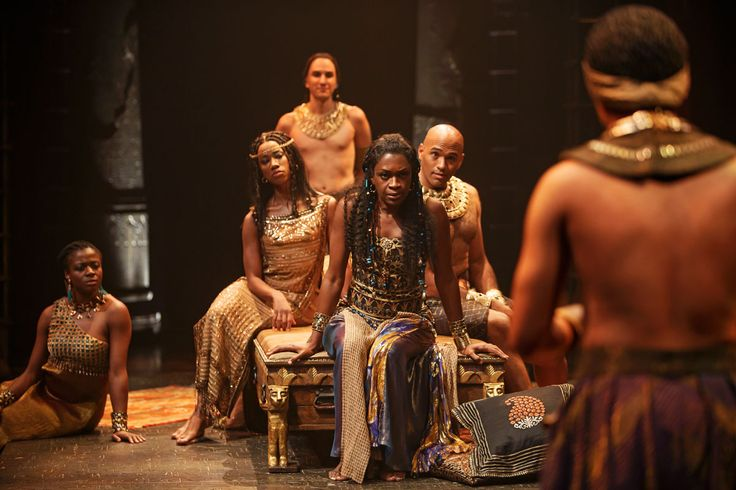 Don't miss Antony and Cleopatra on the big screen in spectacular HD! Experience the best of Shakespeare like you've never seen it before.