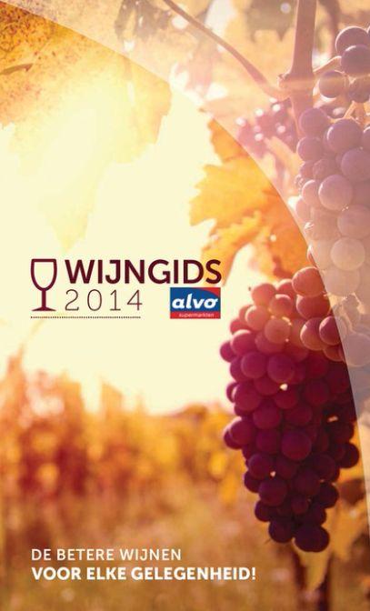 #Alvo #Wijngids 27/10/'14 t.e.m. 30/11/'15