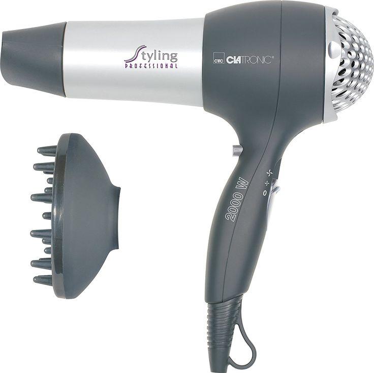 Da kann man nichts falsch machen bei dem Preis! Bei amazon gibt es gerade den Clatronic Haartrockner für nur 7€ - der geizhals.at Vergleichspreis liegt bei 12,99€!   #Amazon #Clatronic #Elektronik #Fön #Haartrockner #Körperpflege