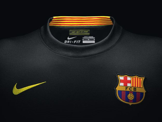 New FC Barcelona Third Kit long sleeve #pdsmostwanted