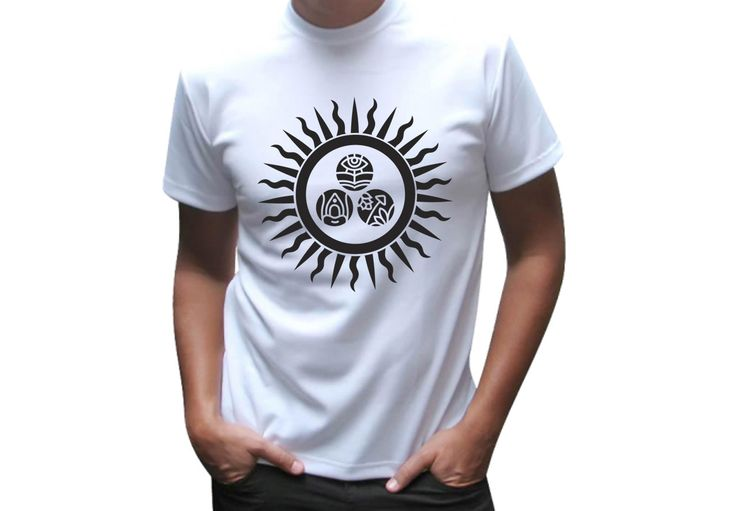 Print for t-shirt – TRINITY OF LOVE - KNOWLEDGE - FREEDOM