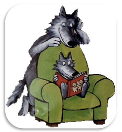 """Rallye-lecture """"loups"""" - Bout de gomme"""
