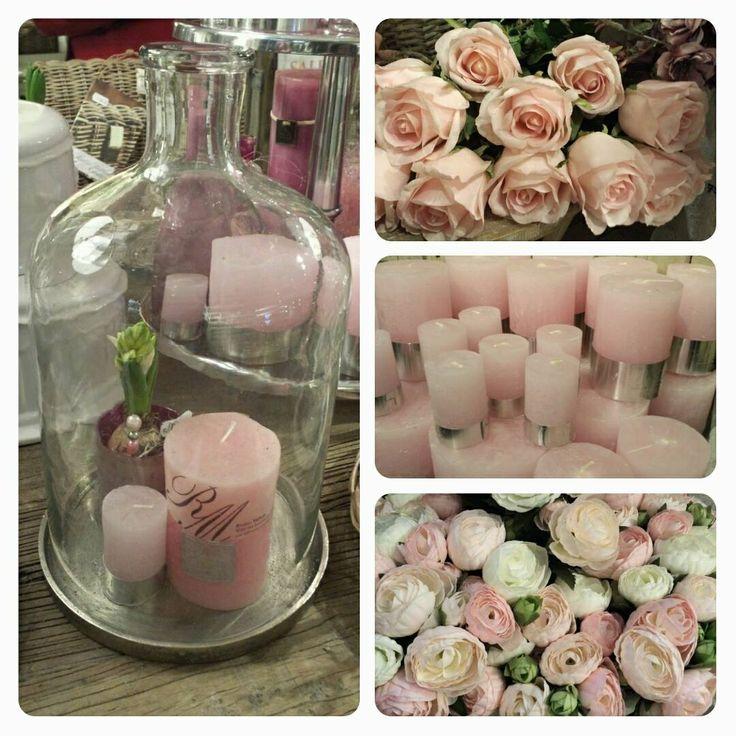 Poeder roze.