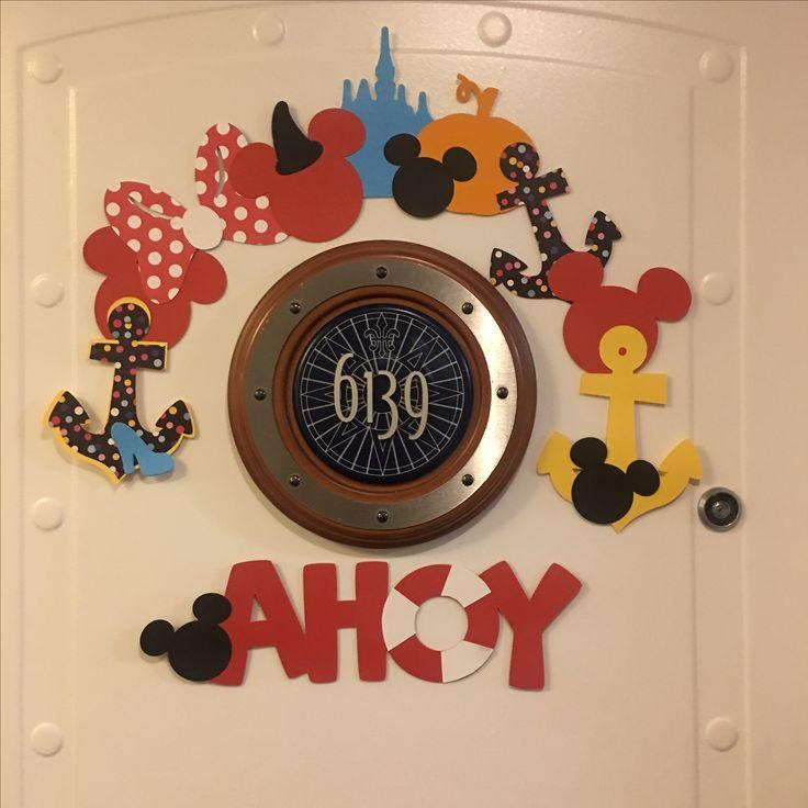 Best 25+ Disney cruise door ideas on Pinterest | Disney ...