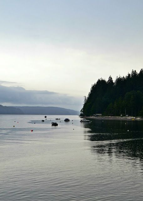 Photos from my weekend getaway to the hood canal