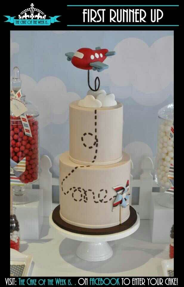 Cute idea for a wedding cake. Having the lines spell love or something different!