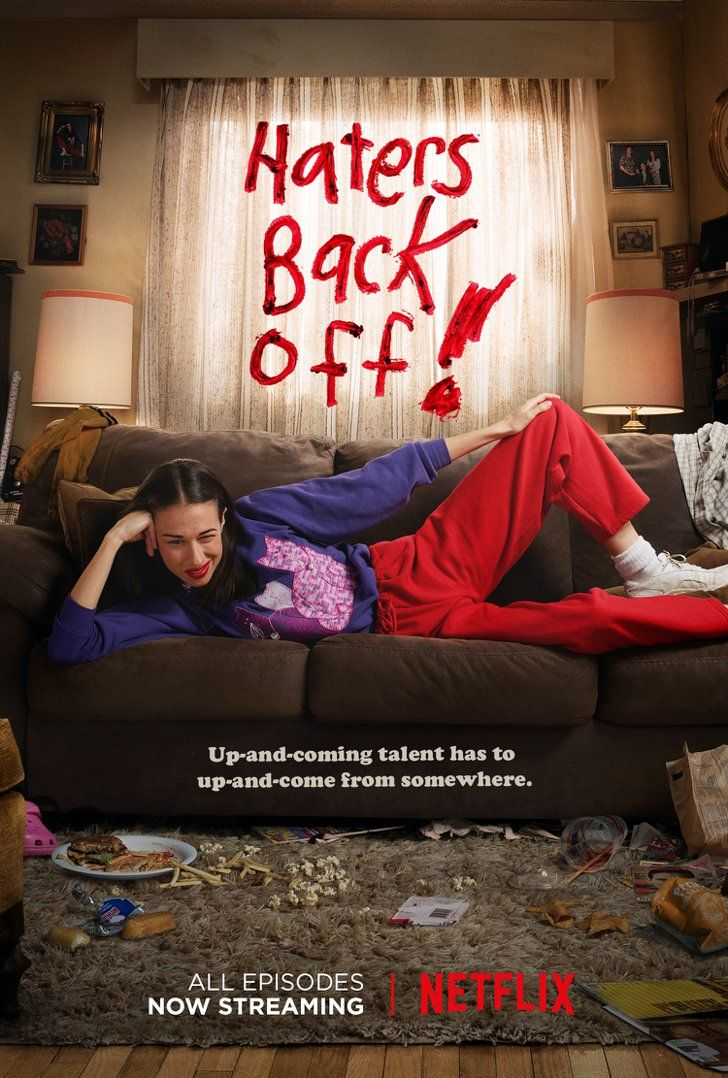 Get An Exclusive First Look at Miranda Sings' New Netflix Show, Haters Back Off!