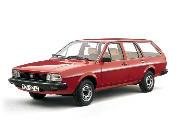 1980-1988 Volkswagen Passat Variant