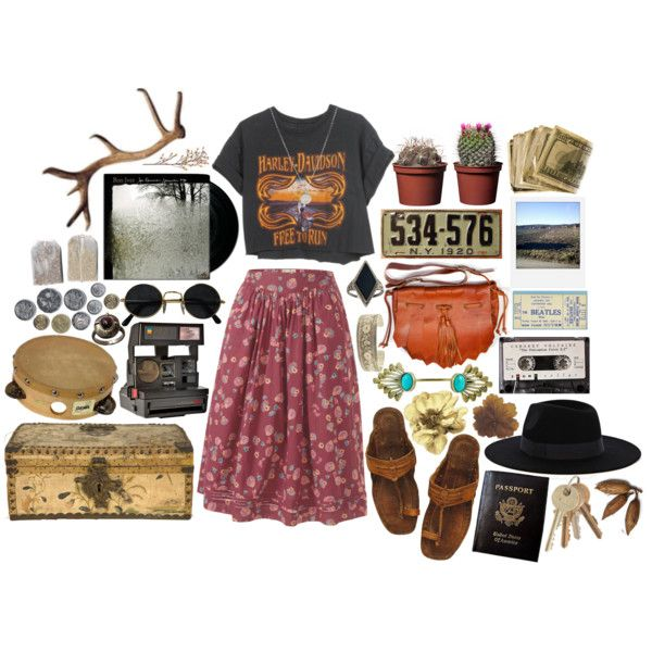 """Open Season - High highs"" by hippierose on Polyvore"