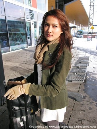 Gambar   Blogger Cantik   Hanis Zalikha Bercuti ke Eropah   hasrulhassan.com™