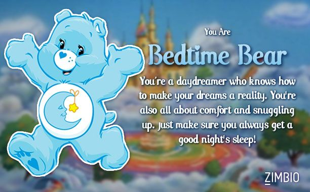 what care bear are you test