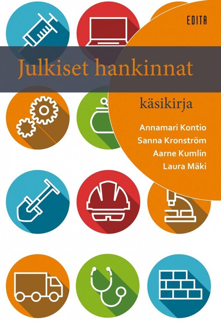 Kuvaus: Julkisen sektorin hankintoja koskeva lainsäädäntö uudistuu vuonna 2016. Julkiset hankinnat - käsikirja antaa ohjeita julkisten hankintojen suunnitteluun ja toteuttamiseen sekä tarjouskilpailuun osallistumiseen uuden lainsäädännön valossa. Kirjassa käsitellään lain soveltamisalaa, hankintamenettelyn toteuttamista käytännössä, hankintoihin liittyviä ongelmatilanteita, tarjoajien näkökulmaa hankintaprosessin eri vaiheisiin sekä yritysten oikeusturvakeinoja hankinta-asioissa. Kirjassa…