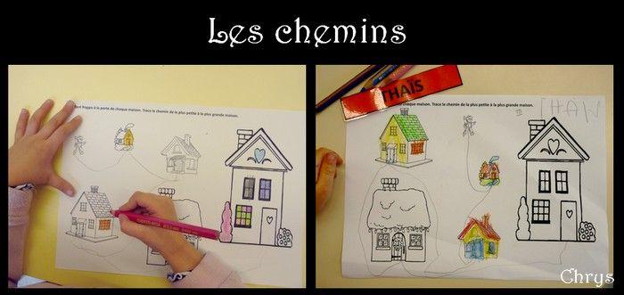 """Ville-Chemin-Maison ... à voir : le projet """"Maison"""" de Chrys ..."""