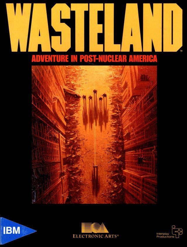 Wasteland Box Front