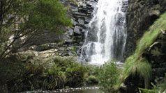 Sheoak Falls and Swallow Cave, Great Ocean Road, Victoria, Australia