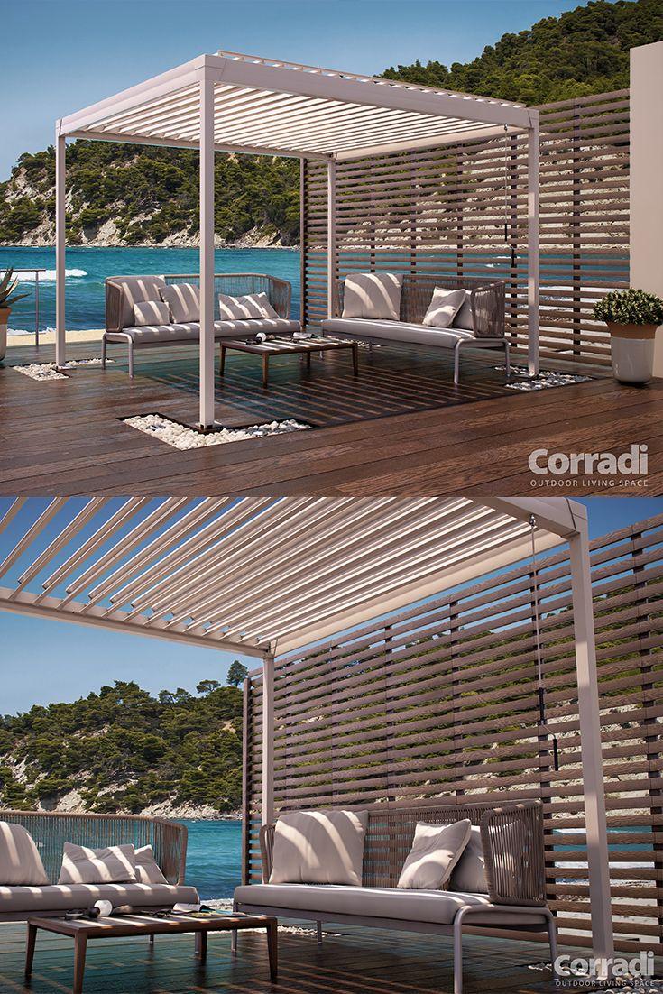 Celoročný zážitok z posedenia na terase. Presne to vám poskytne pergola alebo altánok z našej ponuky.