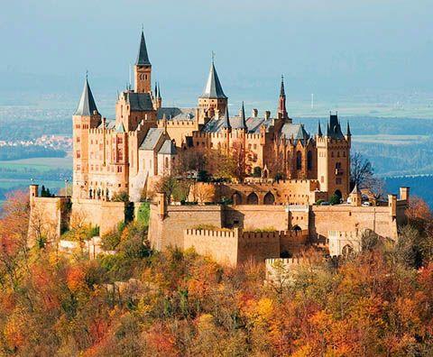 Burg Hohenzollern, Tyskland