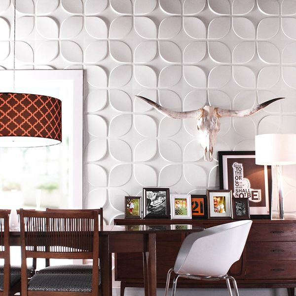 Las 25 mejores ideas sobre paredes texturadas en - Cenefas papel pintado para paredes ...