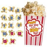 100 Days Of Popcorn Bulletin Board Set