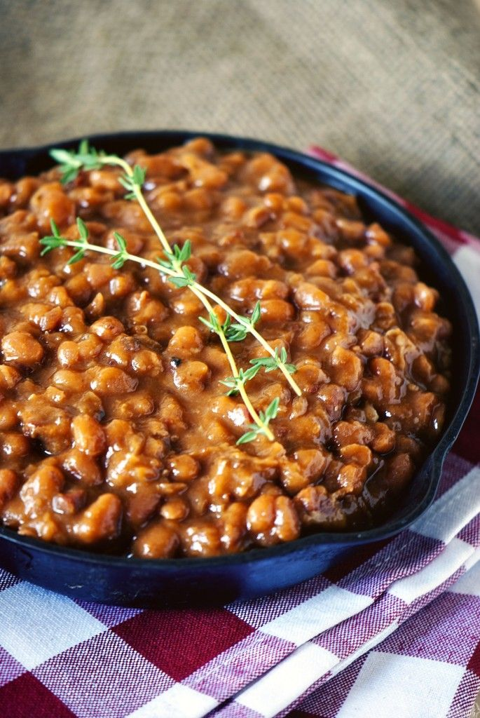 Crock pot BBQ Beans (America's Test Kitchen): 1 onion minced, 4 garlic cloves minced, 1T veg oil, 4 c water + additional hot water as needed, 1 lb dried navy bean, picked over & rinsed, 1/2 c+ 2 T BBQ sauce, 1/2 c brewed coffee (may sub water or BBQ sauce), 1/3 c dark br sugar, 4 slices bacon, 1 T brown mustard, hot sauce, salt & pepper.