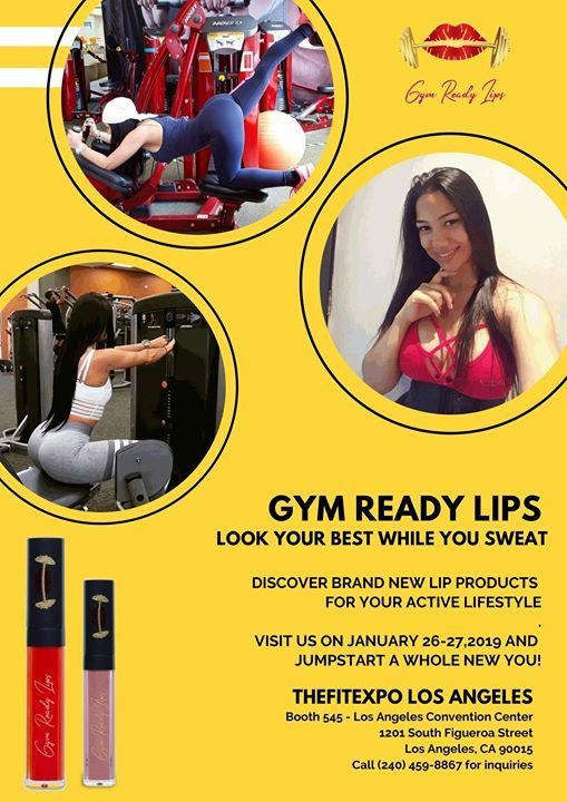 DON'T FORGET TO VISIT US ON JANUARY 26-272019 AND JUMPSTART A WHOLE NEW YOU! Booth 545 - Los Angeles Convention Center 12…   Photos from Soza Wellness ...
