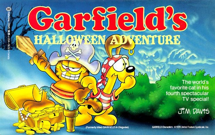 Garfield's Halloween Adventures and How it Shaped my Psychosis